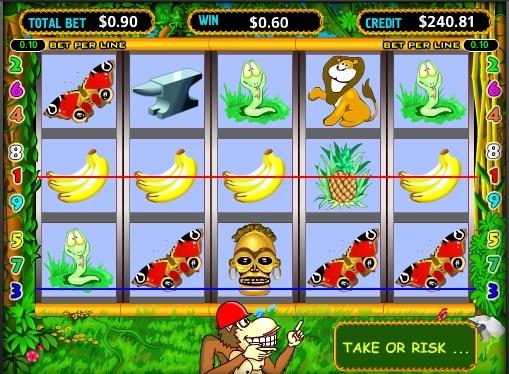 Crazy Monkey jucați jocuri mecanice online
