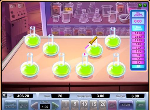 Dublarea jocului de jocuri mecanice Crazy Doctor