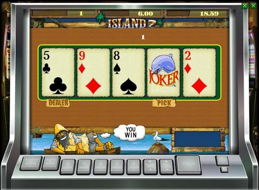 Dublarea jocului de jocuri mecanice Island 2