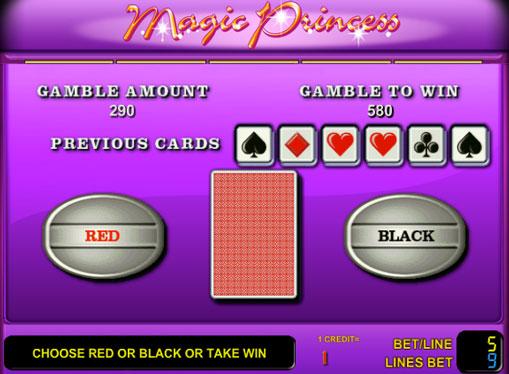 Dublarea jocului de jocuri mecanice Magic Princess