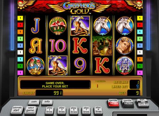 Gryphons Gold jucați slotul online