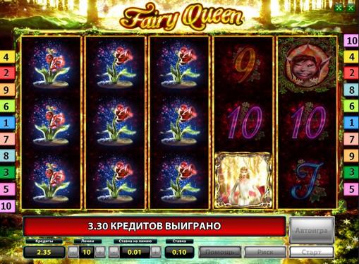 Învârtiri gratuite de jocuri mecanice Fairy Queen