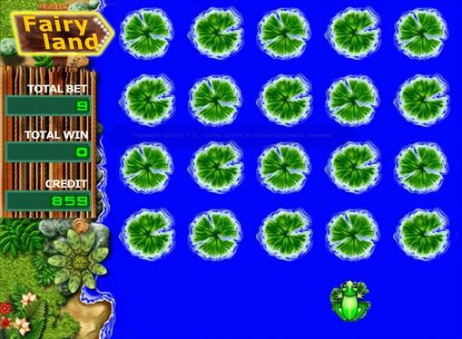 Jocul bonus de jocuri mecanice Fairy Land