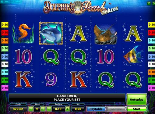 Jucați jocuri mecanice Dolphins Pearl Deluxe