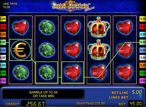 Just Jewels Deluxe jucați jocuri mecanice online
