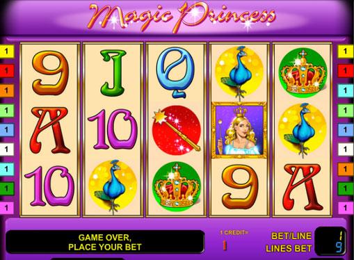 Magic Princess jucați jocuri mecanice online pentru bani
