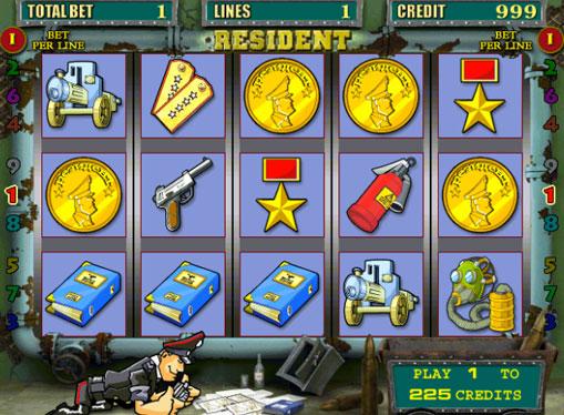 Resident jucați slotul online