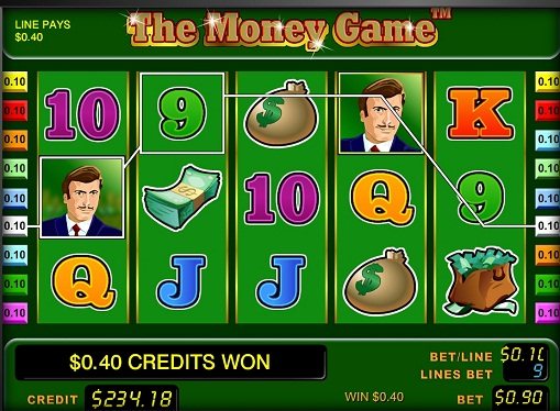 The Money Game jucați jocuri mecanice online