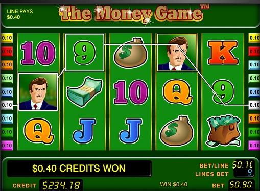 The Money Game jucați jocuri mecanice online