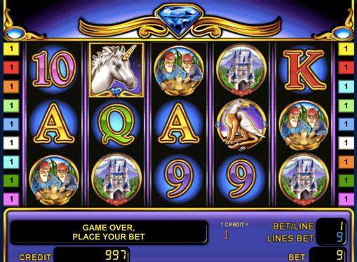 Unicorn Magic jucați jocuri mecanice online pentru bani